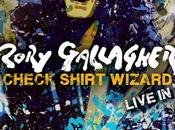 """Rory Gallagher: Album """"Check Shirt Wizard Live '77"""" March"""