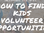 Find Opportunities Kids Involved