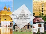 Indian Temples Those Attract Most Foreigners