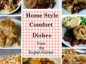 Home Style Comfort Recipes, Favourites