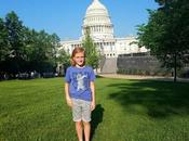 Touring Washington with Young Teenager