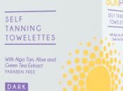 Editor Fave: SUNPOP Self Tanning Towelettes