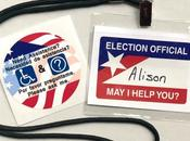 Experience Poll Worker Election