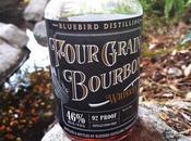 Bluebird Distilling Four Grain Bourbon Review