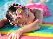 Tips Teaching Your Child Swim