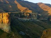 Hiking Golden Gate National Park, South Africa