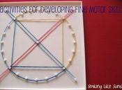 Activities Developing Your Preschooler's Fine Motor Skills