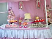 Pretty Pink White Whimsical Themed Party Inspired Ocassion