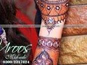Latest Bridal Mehndi Designs Uroos