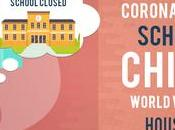 Coronavirus Turmoil–School Going Children Worldwide Remain House Arrest