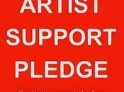 Artist Support Pledge Mini Paintings