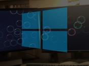Windows Bubbles Screensaver Moving Fast