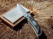 Sharpen Pocket Knife From Dull Razor Sharp