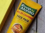 Roop Mantra Haldi Chandan Face Pack Review