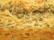 Parmesan Ranch Beer Bread