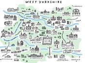 Wandering Around West Yorkshire (new Map)