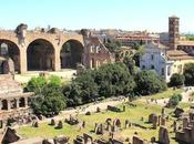 What History Behind Palatine Hill?