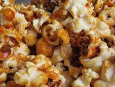 Sweet Kettle Corn