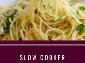 Slow Cooker Chicken Spaghetti