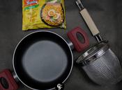 Indomie Salted Quarantine Food Diary