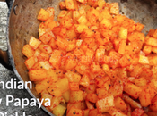Indian Papaya Pickle #Foodie Extravaganza {Party}