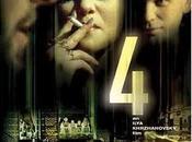 "252. Russian Director Ilya Khrzhanovskiy's Debut Feature Film ""Chetyre"" (2004), Based Script Post-modern Author/dramatist Vladimir Sorokin: Perplexing, Absurdist, Depressing Study Contemporary, Post-glasnost Russia"