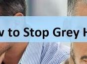 Stop Grey Hair Easily Effectively