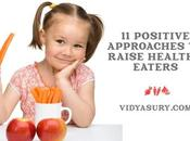 Positive Approaches Raise Healthy Eaters