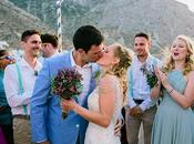 Gorgeous Rustic Beach Wedding Sifnos Michelle Fotis