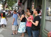 Waiting Line Cupcake Over