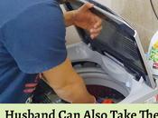 Husband Also Take Responsibility Household Chores #ShareTheLoad Movement