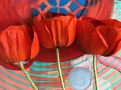 Sunday Bouquet: Poppies Paint
