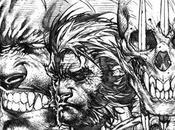 "Wolverine #310 ""Sabretooth Reborn"" Sketch Variant Cover Stephen Platt"