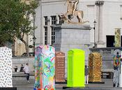 Telephone Boxes Invade London