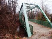 Indiana Bridges: Twin Bridges Images from Danville,
