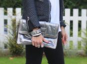 White Tee, Black Jeans Tweed Jacket