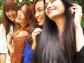 WearEveryday Manila Summer-Fall 2012 Videozine Makeup Bloggers Camille, Cheyser, Vern, Lissa
