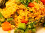 "Indian Spiced Faux-Fried Rice, ""Khichdi"""