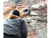 Fruehauf Sport Crag Climbing