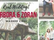 Barbora Zoran's Wagner Cove Elopement