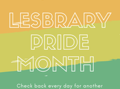 Lesbrary's Pride Month Wrap Days Sapphic