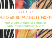 July Wild About Wildlife Month: Introducing Wednesday!