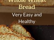 Whole Wheat (Chakki Atta/Chapati Flour) Bread