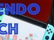 Animal Crossing Nintendo Switch Unboxing