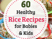 Healthy Rice Recipes Babies Toddlers