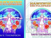 Gregory Curvey: Hawkwind Encyclopaedia Book Cover Poster