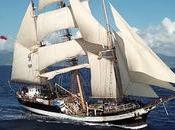 Darwin200 Undertakes Circumnavigation Conduct British Ocean Health Check Preparation Global Planetary Conservation Initiative