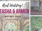 Natasha Armen's Wedding Wagner Cove