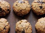 Whole Wheat Oats Chocolate Chunk Cookies Dark Eggless Chaki Atta, Maida