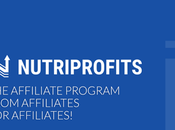 NutriProfits Affiliate Program Network Publisher